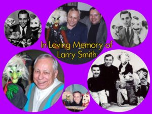 Larry Smith photo collage